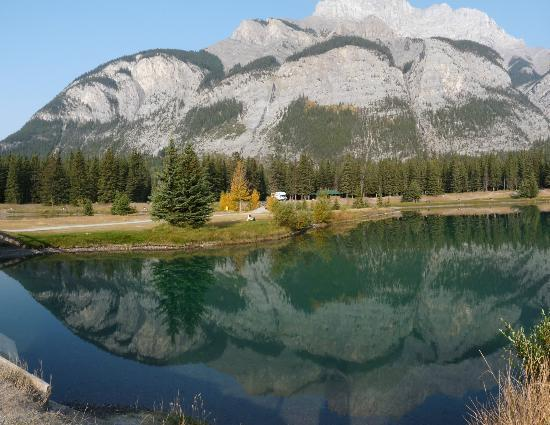 Canadian Rockies, Canada: Johnson Lake