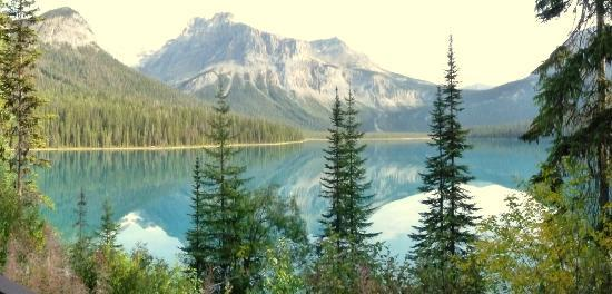 Canadian Rockies, Kanada: Emerald Lake
