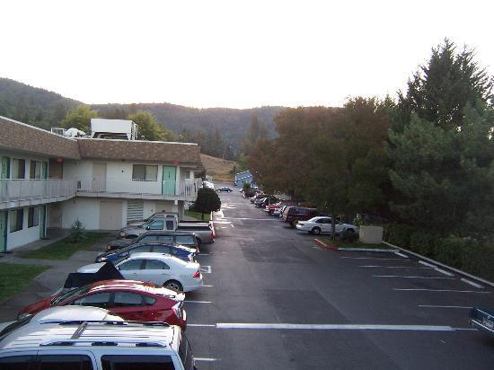 Motel 6 Grants Pass: An external view
