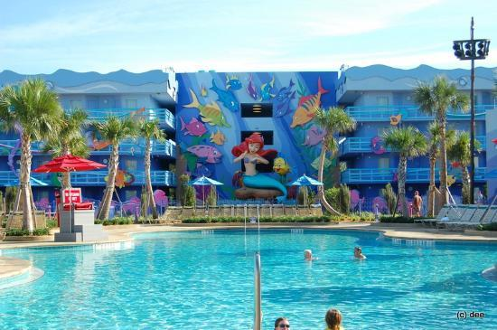 Little Mermaid Building Picture Of Disney S Art Of
