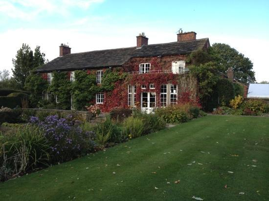 Prestbury, UK: fantastic B&B. staff and setting are amazing!