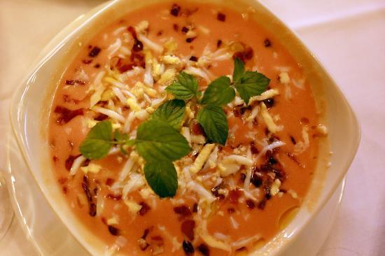Hostal Lima: soup