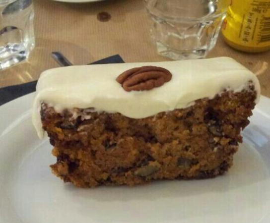 The Breakfast Club: le divin Carrot cake