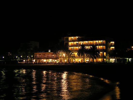 Voramar Hotel: La noche en Voramar