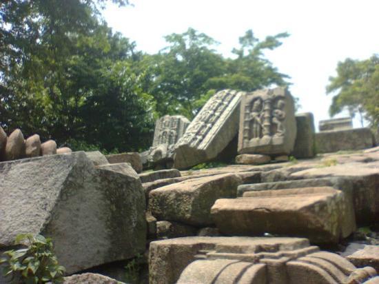 bamuni hills,tezpur