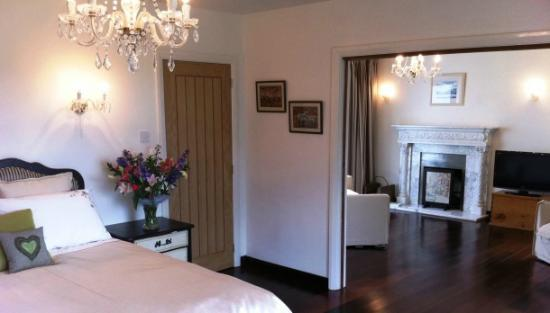 Waters Reach Country House B&B : The Tanicia Suite of Rooms