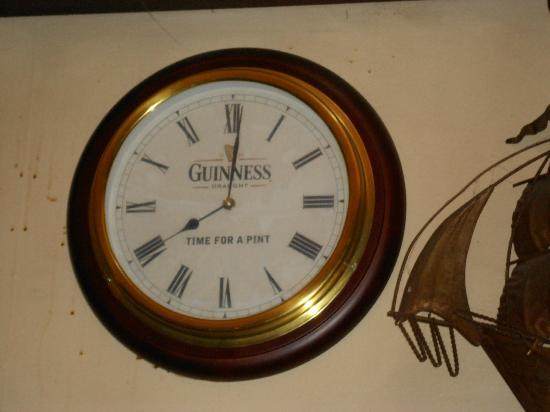 Vaughans Anchor Inn: Guiness Time - Any Time