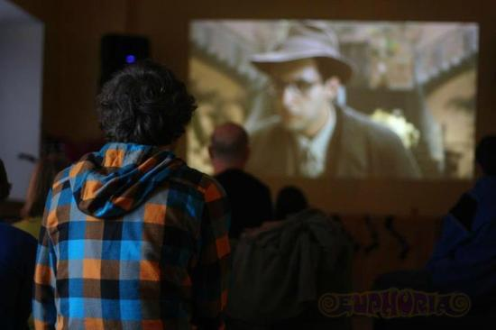 Euphoria Hostel: Travel movies for moving travellers