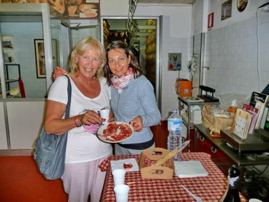 Emilian Land Tour: Tasting the final Prosciutto di Modena