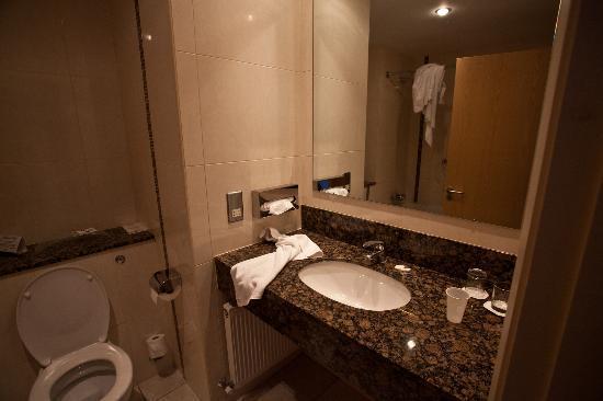 Ardmore Hotel: bagno