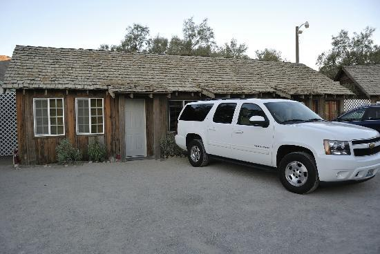 Panamint Springs Resort: Our lodge