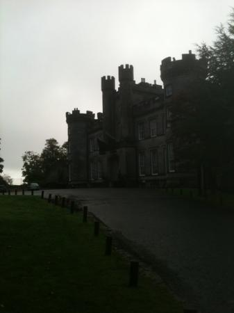 Airth Castle & Hotel: Haunted castle ?