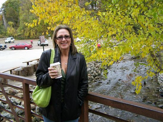 Franklin Cider Mill : Hot Cider