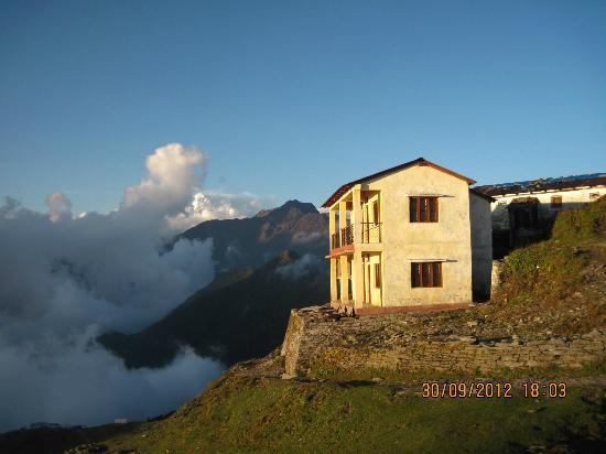 Chamoli, Indie: Temple Committe Guest house