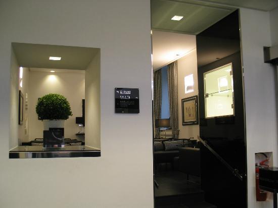 Hotel napoleon milano italien omd men och for Hotel napoleon milano