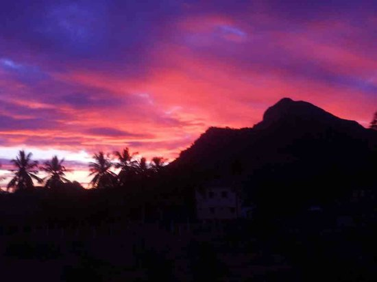 Tamil Nadu, India: Arunachala Sunrise