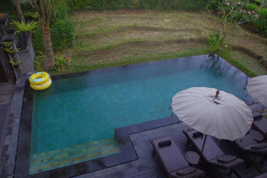 KajaNe Mua Private Villa & Mansion: The 1.6m deep pool!