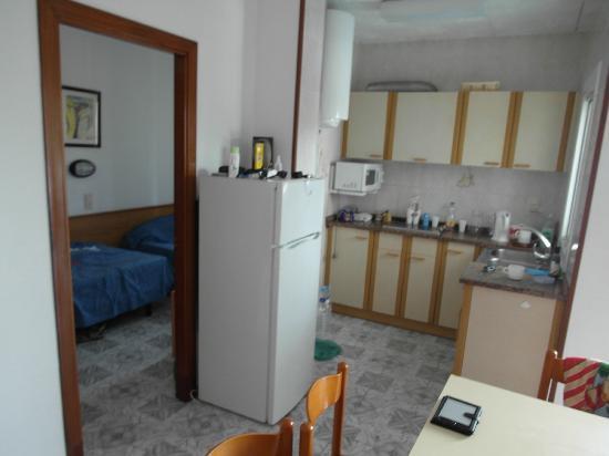 Apartamentos Europa: Номер с 2 спальнями