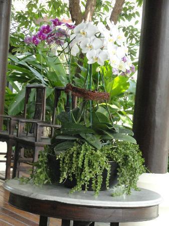 Anantara Lawana Koh Samui Resort: rooms exterior