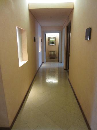 Palazzo Selvadego: Hall