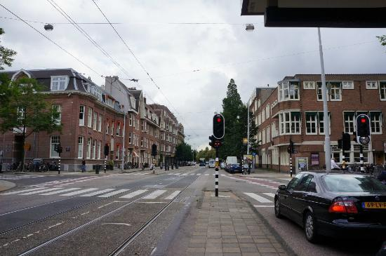 Conscious Hotel Museum Square: Hotel neighbourhood