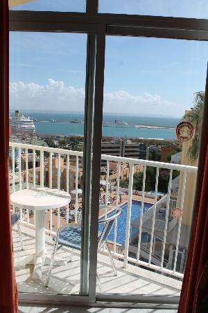 Hotel Amic Horizonte : Вид из номера