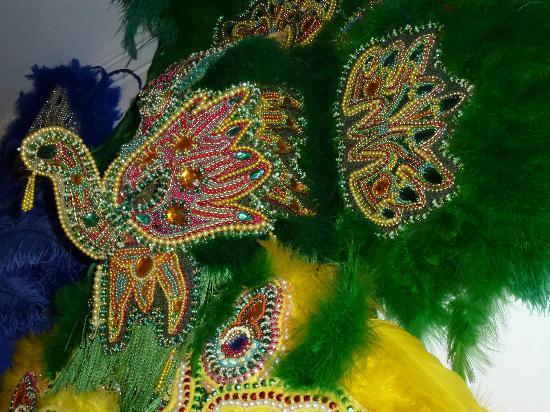 Backstreet Cultural Museum Mardi Gras Indian Costumes & Mardi Gras Indian Costumes - Picture of Backstreet Cultural Museum ...