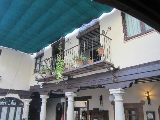 Le patio picture of hotel rural casa grande almagro - Hotel casa grande almagro ...