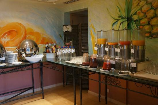 Radisson Blu Astrid Hotel, Antwerp: Juices