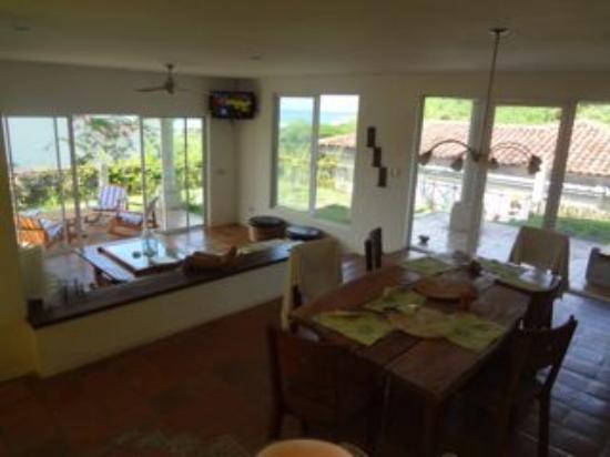 Bahia del Sol Villas & Condominiums: living room and dining room