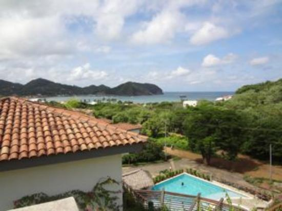 Bahia del Sol Villas & Condominiums: view from the balcony