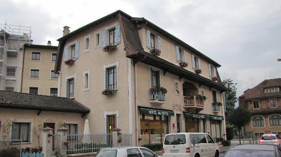 Hotel de Paris : Hotel