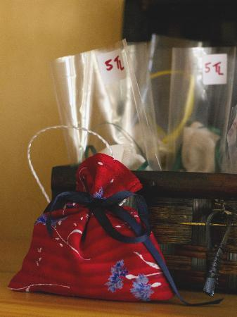 St. John Cafe Shop: Lavender sachets