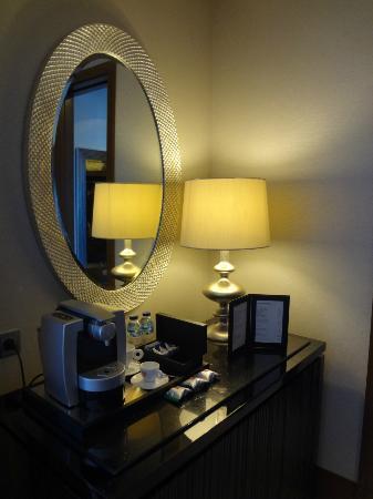 The Ritz-Carlton Jakarta, Pacific Place: Espresso Set