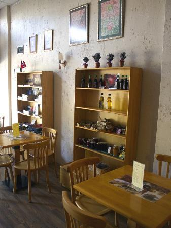 St. John Cafe Shop : More gifts and souvenirs