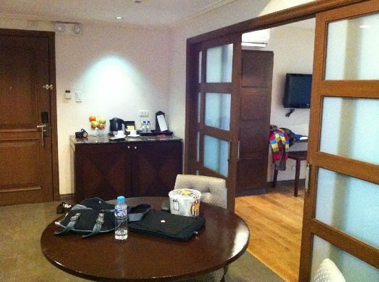 โรงแรมเวเนเซีย: Room