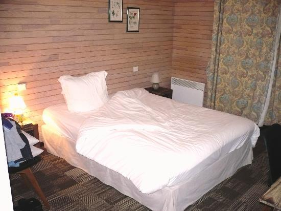 Hotel St Eloy : Chambre double.