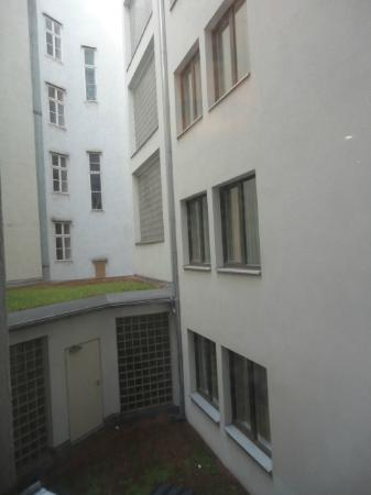 Adagio Vienna City: View from room