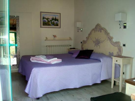 Antico Borgo San Lorenzo: Zimmer