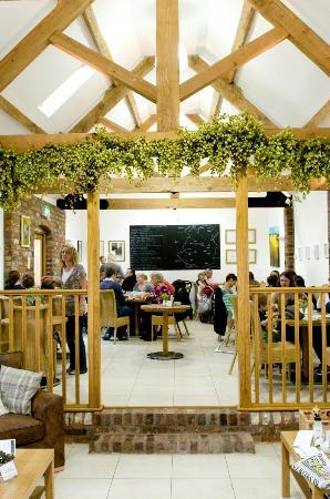 Apley Farm Shop - Creamery Cafe