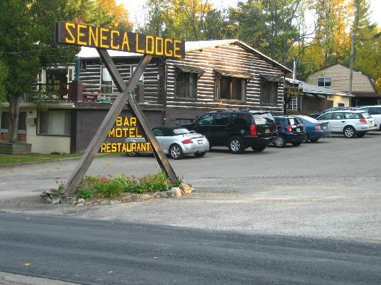 Seneca Lodge Restaurant Fall 2017