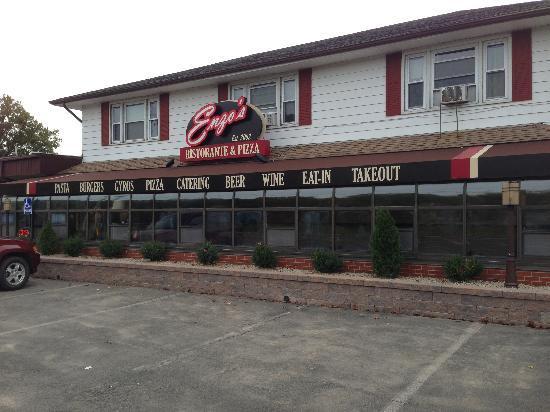 Enzo's Ristorante & Pizza: Looks good!
