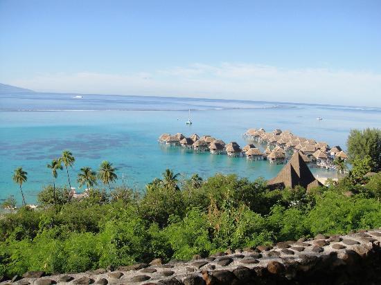 Sofitel Moorea Ia Ora Beach Resort: Panorama