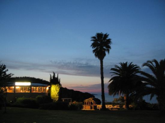 Hotel Bellevue : la beauté le soir venu