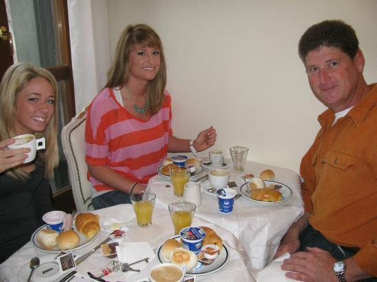 Breakfast Picture Of Alloggi Santa Sofia Venice Tripadvisor