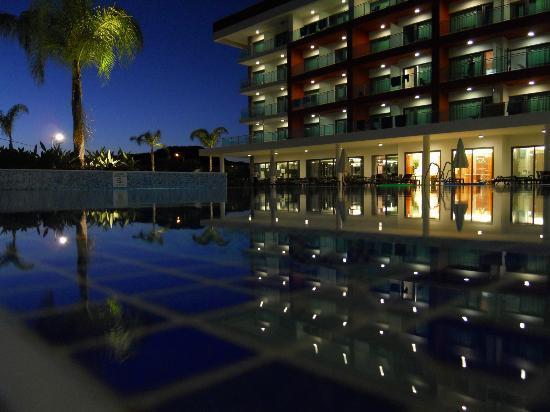 Aquashow Park Hotel: Calm