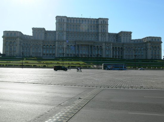 Palace of Parliament: Panoramica
