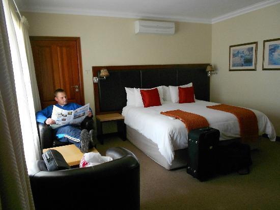 De Noordhoek Hotel: Relaxing