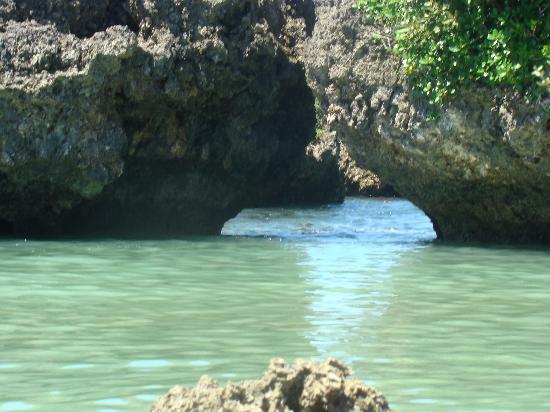 Paguriran Island: Paguriran Lagoon