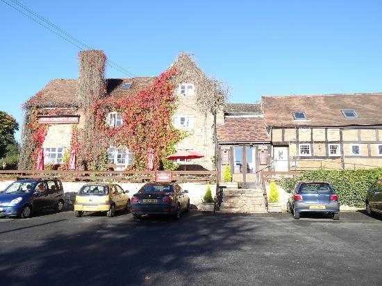 The Crown At Hopton: The Crown Restaurant and Bar